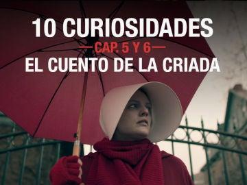 Las 10 curiosidades sobre los capítulos 5 y 6 de 'El cuento de la criada'