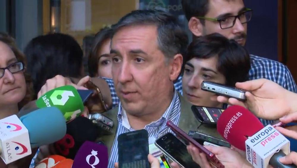 """José Ramón García: """"No tengo datos de que Pablo Casado este arrasando"""""""