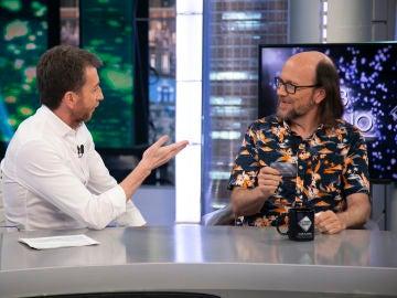 """Santiago Segura se sincera en 'El Hormiguero 3.0': """"Soy un poco rata, no me gusta ir de vacaciones gastando"""""""