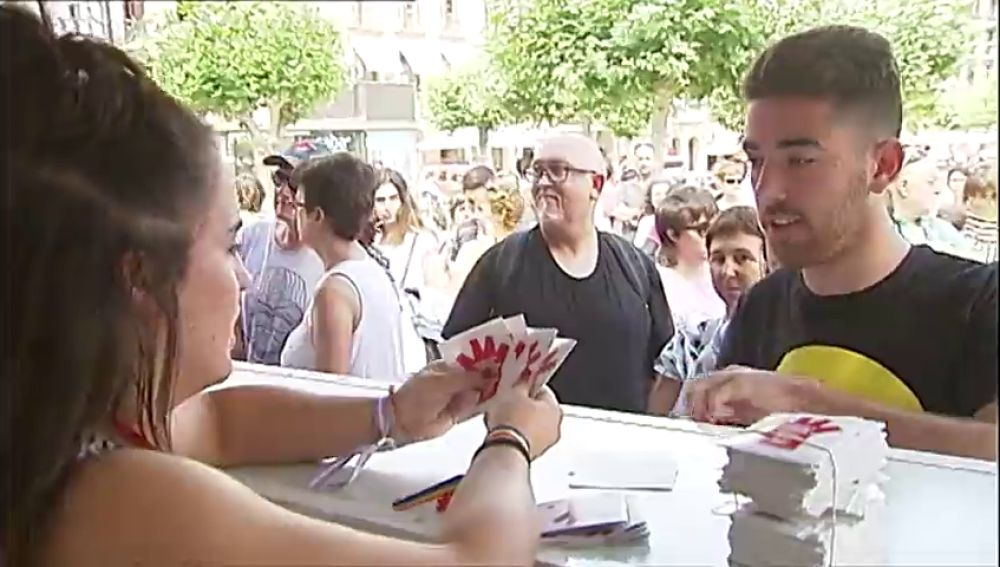 Ya está abierto el punto de información sobre agresiones sexistas en San Fermín