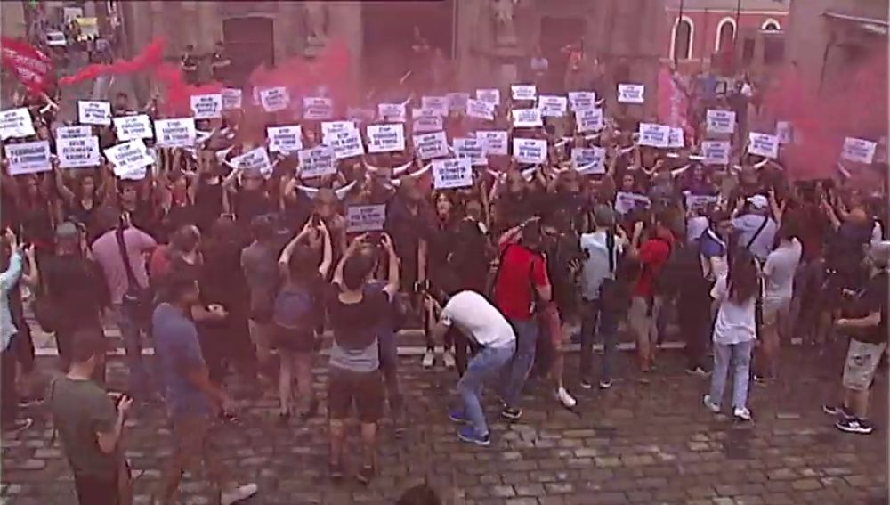 """El Ayuntamiento de Pamplona considera que """"ha llegado el momento de abrir el debate contra las corridas de toros"""""""