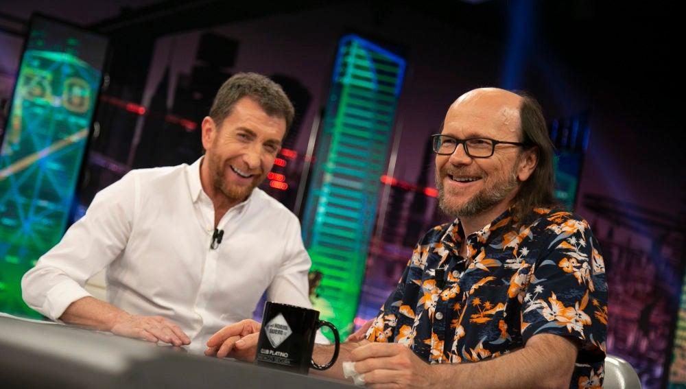 Santiago Segura adelanta en 'El Hormiguero 3.0' cuándo saldrá 'Torrente 6'