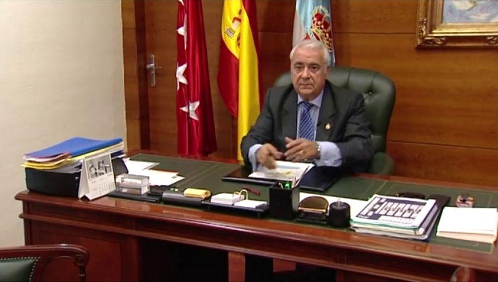 El alcalde de Arroyomolinos, implicado en la operación Enredadera, se recupera en el hospital de una indisposición