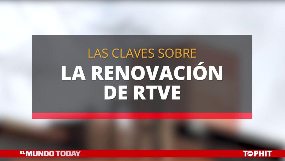 La renovación de RTVE