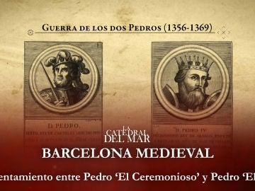 Los secretos de las guerras entre Castilla y Cataluña