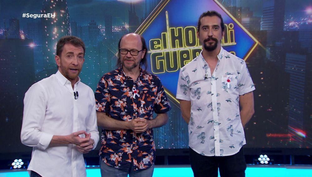 """Pablo Motos despide la temporada de 'El Hormiguero 3.0': """"Gracias a toda la gente que nos sigue cada noche"""""""