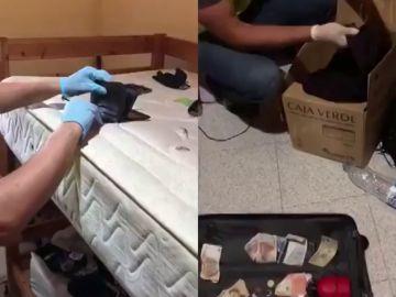 Prisión provisional para tres hombres detenidos por seis robos en pisos de Cataluña