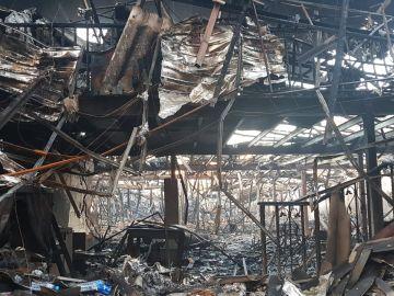 Las consecuencias del incendio