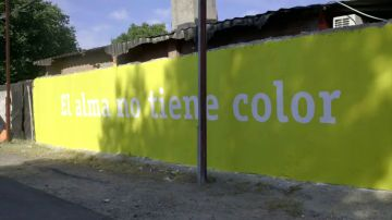 """Boa Mistura transforma la Cañada Real, allí """"El Alma no tiene color"""""""