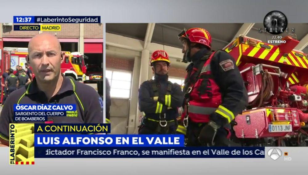"""Bomberos Madrid denuncia la falta de medios: """"Tuvimos que curar una amputación con nuestra ropa"""""""