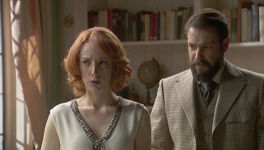 Irene descubre quién puede estar detrás de las amenazas de Adela