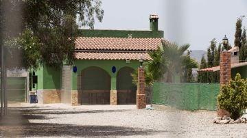 Imagen de la vivienda en El Cocón donde ocurrieron los hechos