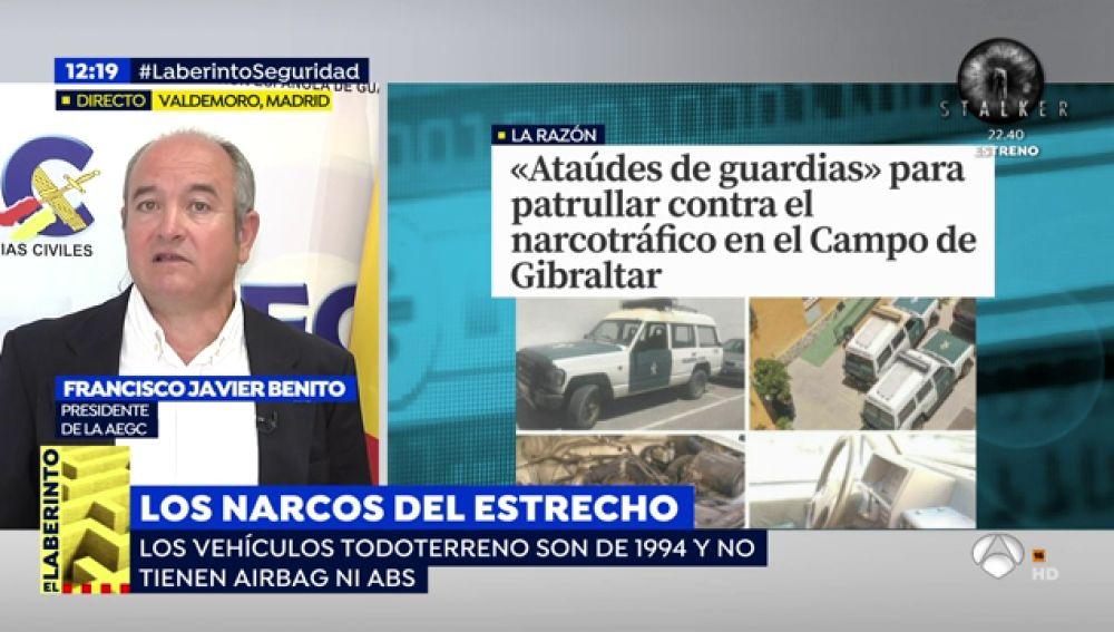 La Guardia Civil reclama mejoras en los vehículos para la lucha contra el narcotráfico