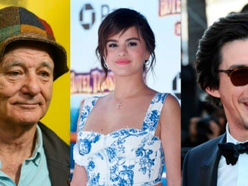 Bill Murray, Selena Gomez y Adam Driver