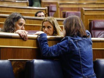 La vicesecretaria general del PSOE, Adriana Lastra