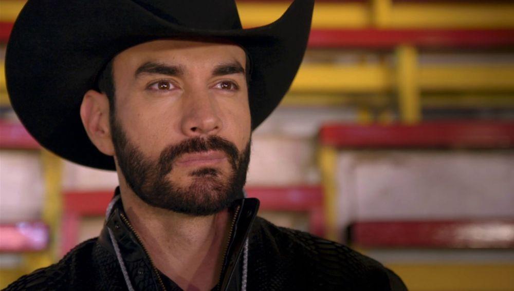 David Zepeda es Ryan Cabrera en 'La doble vida de Estela Carrillo'
