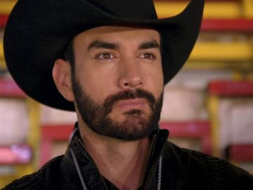 David Zepeda es Ryan Cabrera en 'La doble vida de Estela Carrillo'