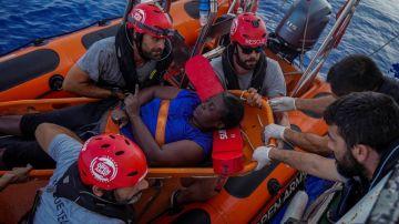 Fotografía de Marc Gasol en el barco 'Astral'