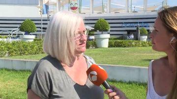 Una testigo del atraco de Castelldefels nos cuenta cómo vivieron esos momentos