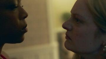 """June se enfrenta a su amiga: """"Moira no dejes que te hagan polvo, tienes que pelear"""""""