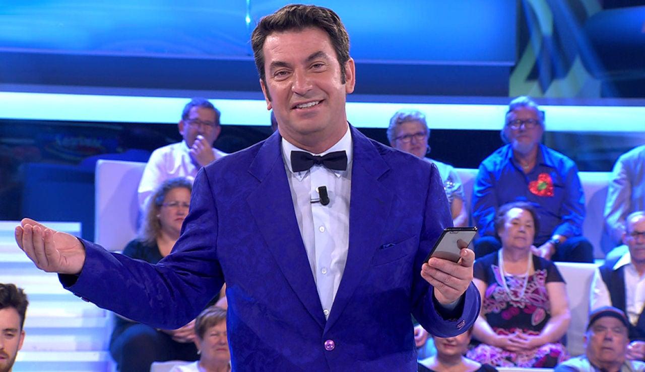¿Cuál es el mejor chiste de Arturo Valls?