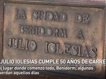 Julio Iglesias, 50 años después 'La vida sigue igual'