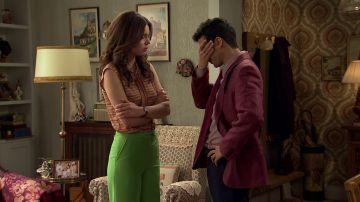 María le pide tiempo a un arrepentido Ignacio y acaba destrozado