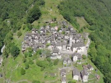 El pueblo suizo que se convertirá en un hotel