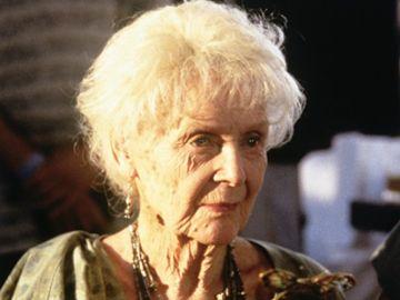 Gloria Stuart en 'Titanic' (1997)