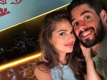 Isco Alarcón y Sara Sálamo