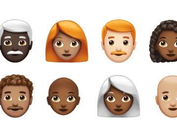 Nuevos personajes de Emojis