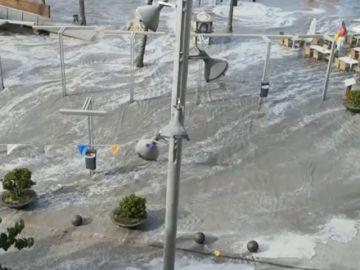 Fallece un turista alemán en presencia de su familia al caer al mar en Mallorca