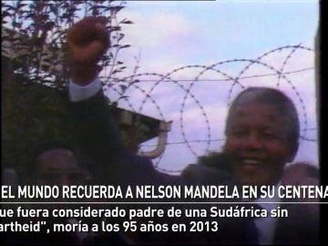 El mundo recuerda a Nelson Mandela en el día que habría cumplido 100 años