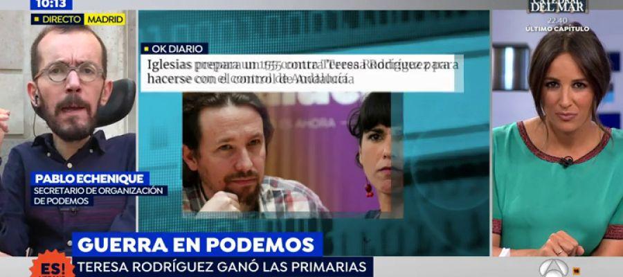 Antena 3 tv entrevista completa en espejo p blico for Ver espejo publico hoy
