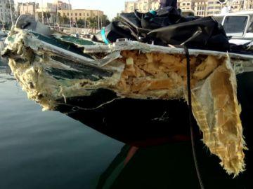 Tres agentes heridos en la persecución a los narcos en Ceuta