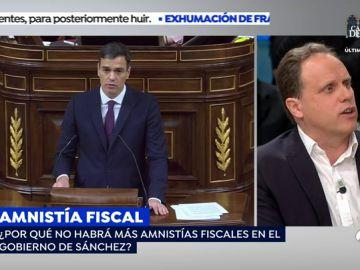 """Daniel Lacalle: """"Las medidas económicas de Pedro Sánchez son un mazazo para los creadores de empleo"""""""