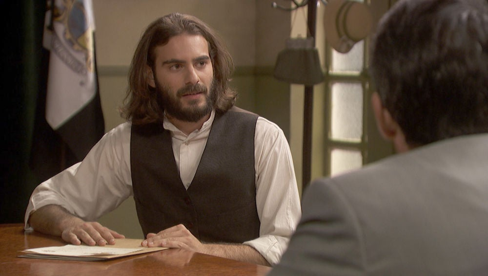 Isaac toma una decisión que lo alejará de Puente Viejo