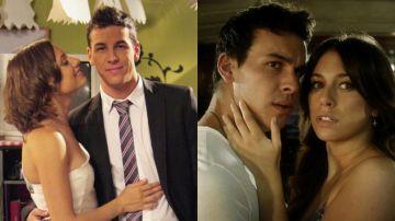 Aitor y Sara en 'Los Hombres de Paco' o Ulises y Ainhoa en 'El Barco'