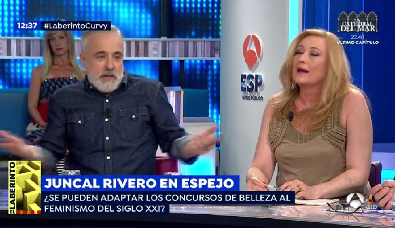 """Sergi Arola: """"Está demostrado que la lactancia en público no es buena para el bebé"""""""