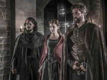 Los enemigos de Arnau alimentan su odio ante la Inquisición