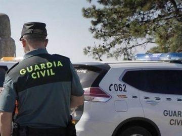 Imagen de archivo de un guardia civil de Sevilla