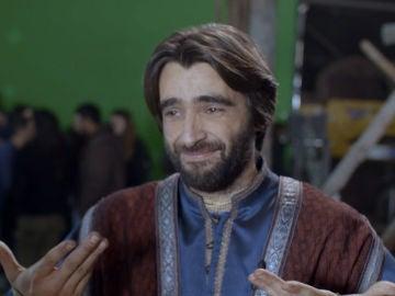 Lágrimas y mucha emoción en la grabación de la última secuencia de 'La Catedral del Mar'