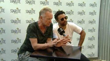 Sting trae a Marbella el pop de los 80 y 90