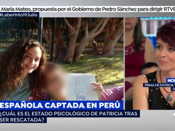 """Prima de Patricia Aguilar: """"No le gustaba cómo vivía en esa selva y no ve a su padre como un enemigo"""""""