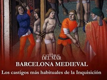 Los castigos más habituales de la Inquisición