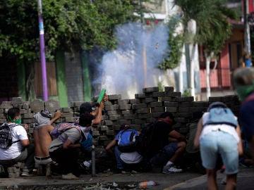 Nicaragua vive una crisis política desde hace tres meses