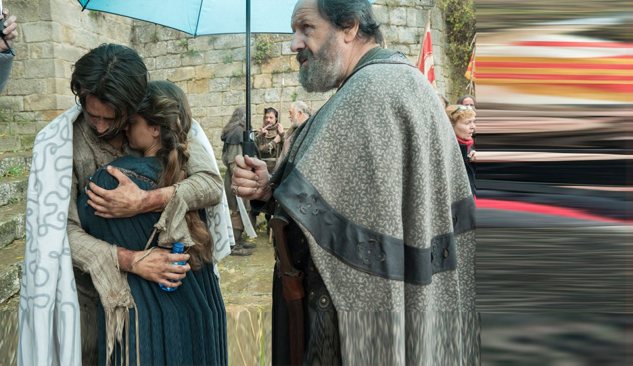 Santa María del Mar se rinde a Arnau