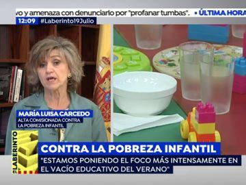 """Comisión Pobreza Infantil: """"Uno de cada tres niños en España no tiene acceso a una alimentación equilibrada durante el verano"""""""
