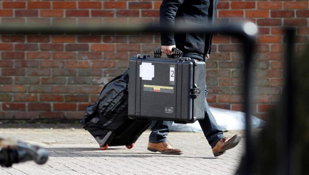 Inspectores de la OPAQ en Salisbury tras el ataque contra Skripal