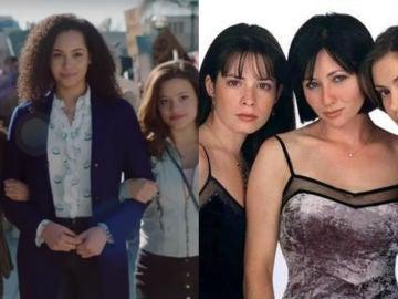 Las protagonistas de 'Charmed' y las 'Embrujadas' originales